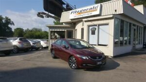 2013 Honda Civic Touring (A5) - NAV! CAMERA! LEATHER!