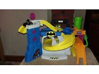 Fisher price Batman race and chase. £8