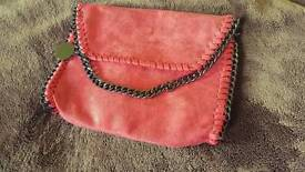 New Red Stella Bag/handbag Medium