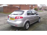 Chevrolet Lacetti 1.6 SX 2008 lovely car