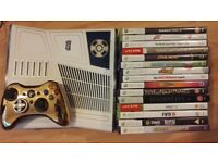 Microsoft Xbox 360 Limited Edition Kinect Star Wars Bundle 320GB + 15 Games