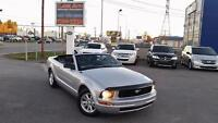2007 Ford Mustang CONVERTIBLE AUTO / BAS KM !!