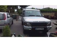 Land rover discovery 2 ES 4.0l V8 LPG