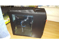 In Win GRone Full Tower PC Computer case (12 pictures)