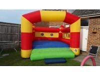 Bouncy castle 12x12