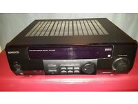 Kenwood reciever / amp 5 channel + Sub