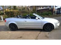 2003 Audi A4 Cabriolet 2,4 L Sport Auto Convertible NEW MOT petrol leather