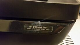 HP Officejet All-In-One Colour Printer