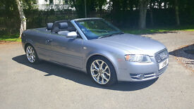 Audi A4 CABRIOLET 2.0 TDI Sport Cabriolet 2dr VERY ECONOMICAL CONVERTIBLE!