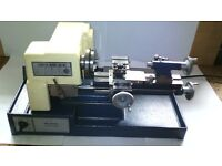Cowells ME90 small Lathe and accessories