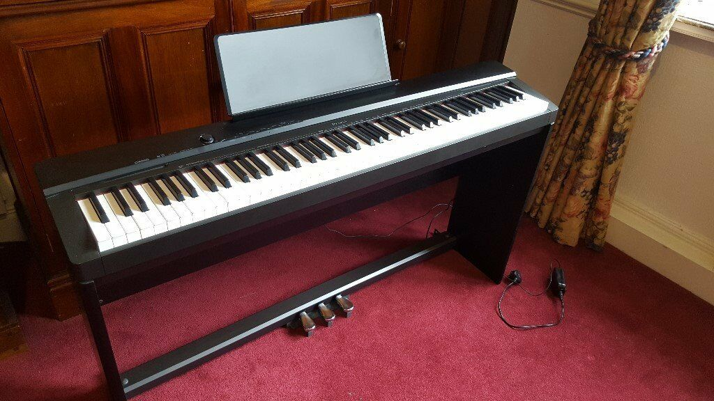 casio privia px135 digital piano in bradford west yorkshire gumtree. Black Bedroom Furniture Sets. Home Design Ideas