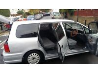 ODYSSEY/SHUTTLE 7 Seater Auto Spacious like: Picnic Zafira Verso Touran C4 Grand Galaxy Estima
