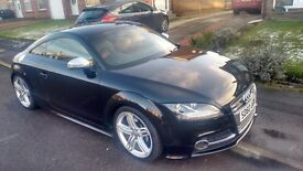 Audi TTS Facelift model High Factory Spec Upgrades Cost £5495 FASH + Next Audi Service Included TT