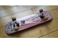 Bullzeye Skateboard