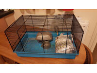 Hamster cage..................£10