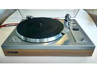 Vintage Garrard GT20 Turntable, shure M75EDM type 2 cartridge, fully tested with new needle.