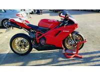 Ducati 1098 the most wanted