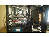 MSI X99S SLI Krait Edition ATX Motherboard (USED)
