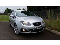 2012 SEAT IBIZA TOCA 1.2 ONLY £32 PER WEEK ON FINANCE