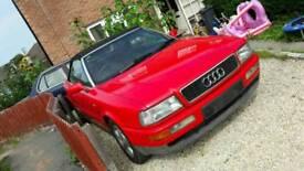Audi 80 convertible
