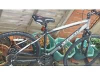 Carrara crossfire bike £60
