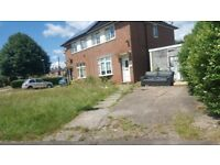 3 BED HOUSE FLAXTON GROVE B33 8PE
