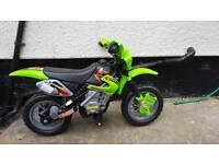 Ride-on Electric Motobike 5+