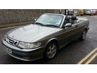 2002 Saab 93 SE Turbo with only 82000 miles
