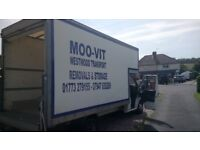 Ford Luton with tail lift lwb. History. 12 months mot. Runs very well.