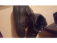 Two pairs of womens Nike trainers