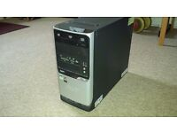 Desktop PC - Intel Core 2 Quad Q6600 FULLY WORKING!