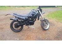 125 50cc motorbike