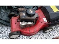 Free Briggs and Stratton lawn mower