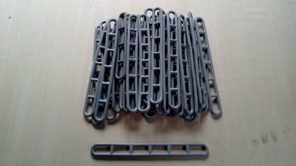 TENT/AWNING RUBBER LADDER STRAPS