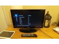 """Samsung 22"""" Full HD LCD TV w/ Freeview ,can deliver"""