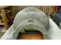 Large outdoor wood fired oven / pizza oven