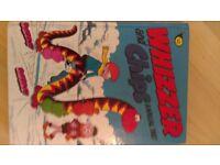 Eagle annual Whizz and chips breezer topper annuals ( old skool retro comics )