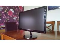 Philips widescreen monitor. Full HD. Customer return. Boxed and unused. rrp £100
