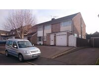 3 BED SEMI - OADBY - WE ARE LANDLORDS NOT AGENTS - NO DEPOSIT