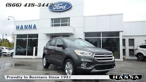2017 Ford Escape *NEW* SE *201A*LEATHER* 4WD 2.0L ECOBOOST