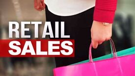 Retail sales job available