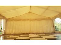 marquee hire at a great price in herts and essex