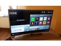 LG 42-inch Smart FHD LED TV-built in Wifi,Freeview HD,Netflix, in EXCELLENT CONDITION