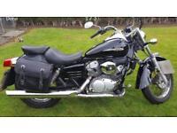 Looking for a Honda shadow VT 125 cc