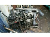 Volkswagen 2,5 tdi ACV bare engine