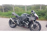 GSXR 750 L1 2012. Power commander and quick shifter. Low mileage