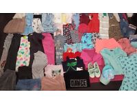 Bundle of clothes for girls age 4-5 years in great conditions for sale