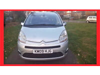 7 Seater --- 2009 Citroen Grand C4 Picasso 2.0 HDi --- Diesel Automatic --- alternate4 galaxy sharan
