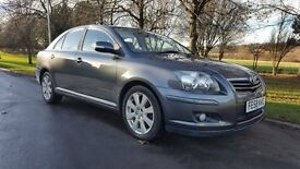 Toyota Avensis 2.0 D-4D TR 5dr FULL SERVICE HISTORY & LOW MILEAGE