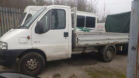 Citroën relay pickup spair or repair